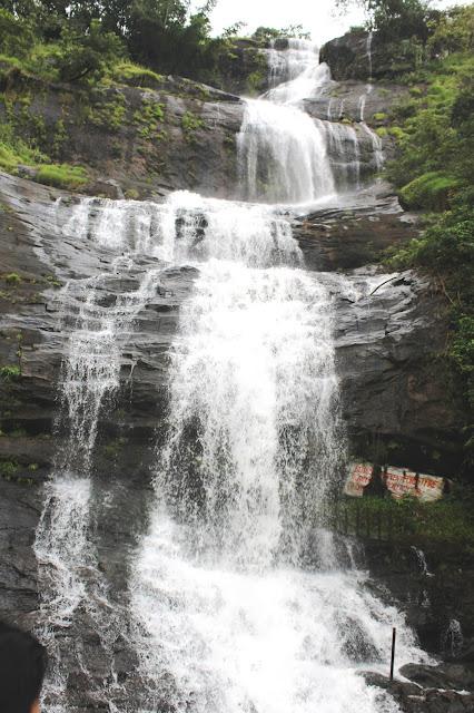 Cheriyappa Waterfall