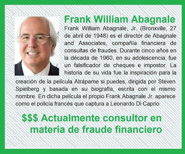 Fraudes Famosos: Frank Abagnale