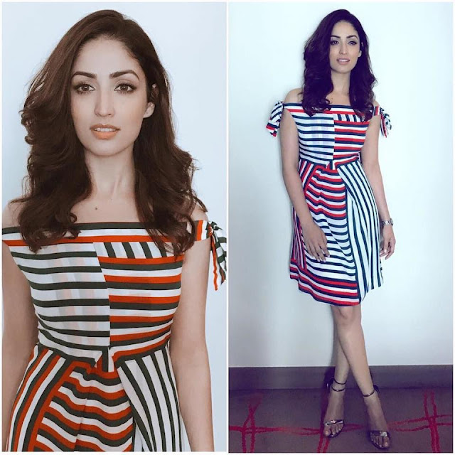 actress Yami Gautam New Photos