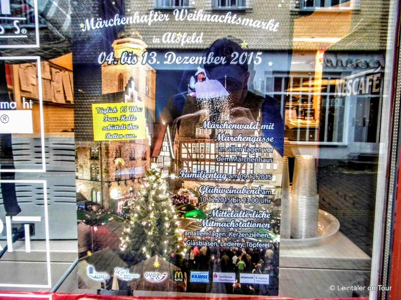 Alsfeld Weihnachtsmarkt.Leintäler On Tour 03 12 2015 Weihnachtsmarkt Alsfeld