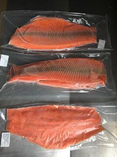 Cá Hồi Filet