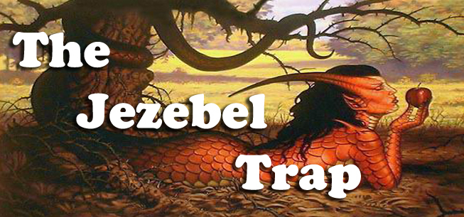 To Heaven and Back Again: Avoiding a Trap of Jezebel for Prayer Warriors