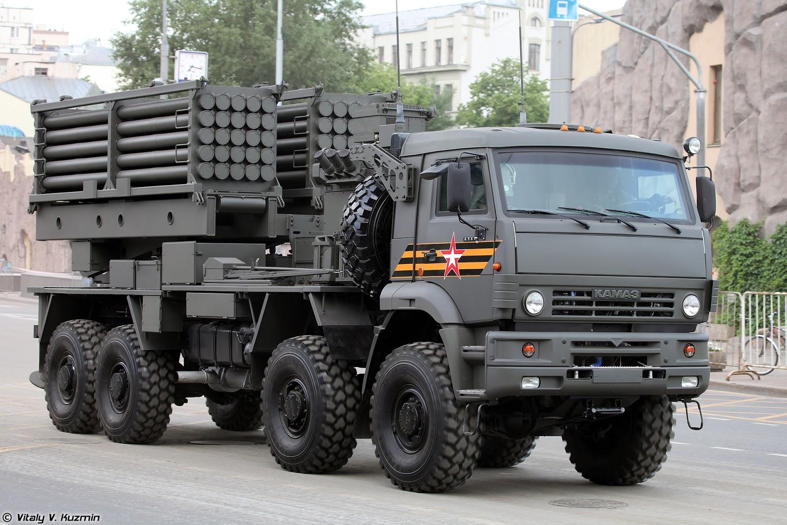 Російська армія почала отримувати машини дистанційного мінування Земледелие