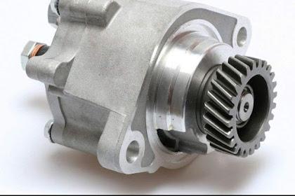 Mengapa Mesin Diesel Menggunakan Vacum Pump ?