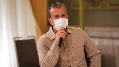 Tareck El Aissami, confirma que contrajo el coronavirus