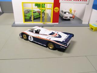 kyosho Porsche 956 No.1 Winner Le Mans