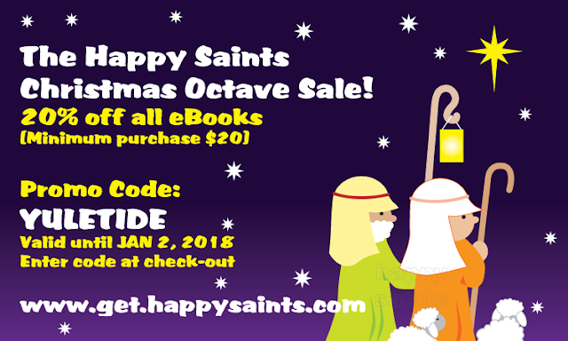 Happy saints 2017 20 off happy saints ebooks during christmas octave fandeluxe Gallery