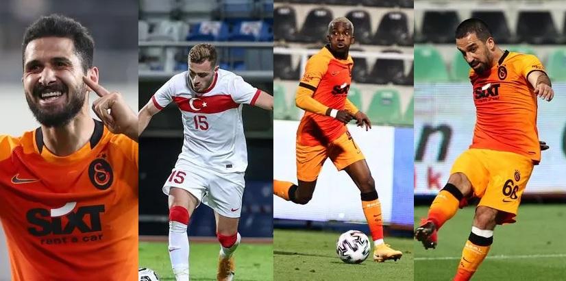 Galatasaray'da transfer haftası!