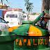 Sol Nascente em Ceilândia recebe mais três papa-lixos