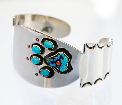 Bracelet design by Zhaawano Giizhik Unieke Trouwringen