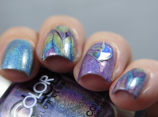 Color Club Halo Hues Drag Marble