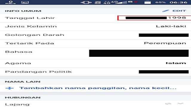 Cara Menampilkan Pengikut di FB