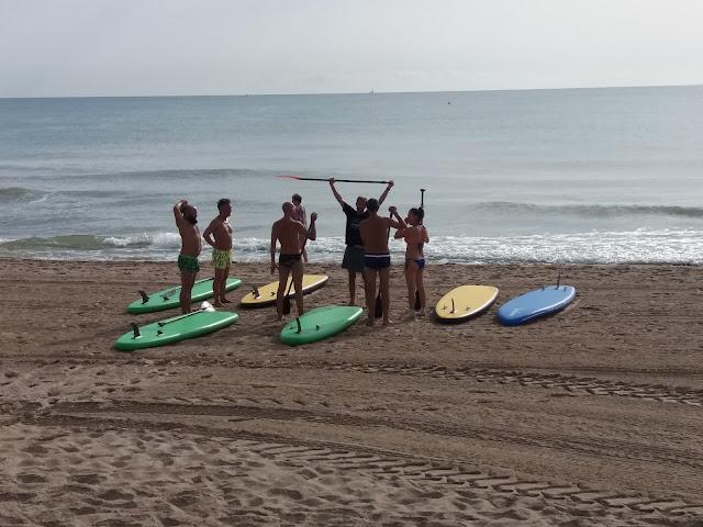 escuela surf sup valencia