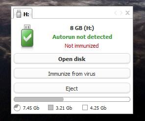 Antirun penangkal virus autorun