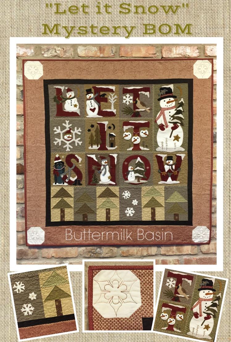 Buttermilk Basin Design Studio Santa S Workshop Amp Let It