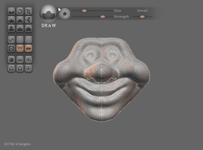 Sculptris alpha 6 русификатор - diariribar