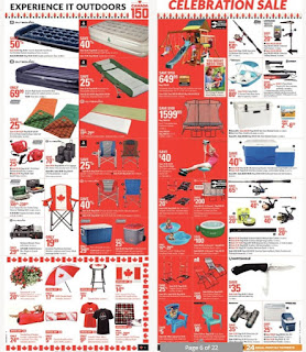 Canadian tire flyer calgary valid June 22 - 29, 2017