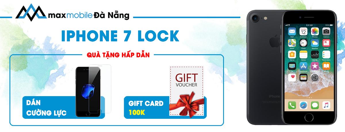 iPhone 7 Lock tại Đà Nẵng