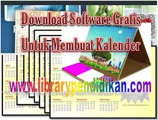 Download Software Gratis Untuk Membuat Kalender Sendiri
