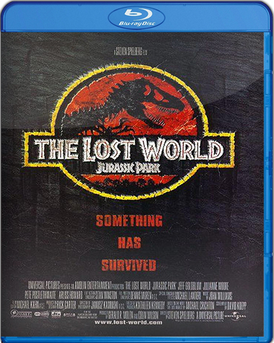The Lost World: Jurassic Park [BD25] [1997] [Latino]