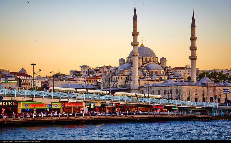 Turki Ada di Benua Mana