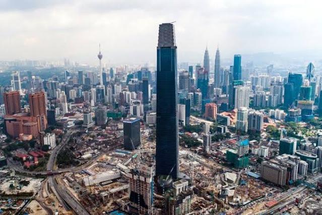 Djoko Tjandra Dikabarkan Berada di Lantai 106 Apartemen Exchange Malaysia