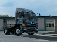 Mod New Hino 500 By CMT Euro Truck Simulator 2