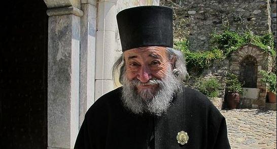Εκοιμήθη ο Ηγούμενος της Ι.Μ. Δοχειαρίου Γέροντας Γρηγόριος