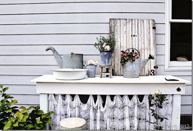 Common Ground Vintage Inspiration 87 Shabby Story