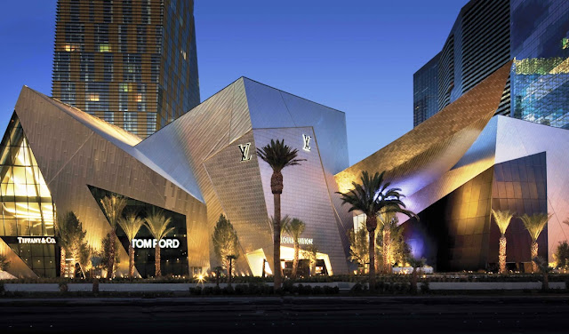 Shopping Crystals At CityCenter Las Vegas