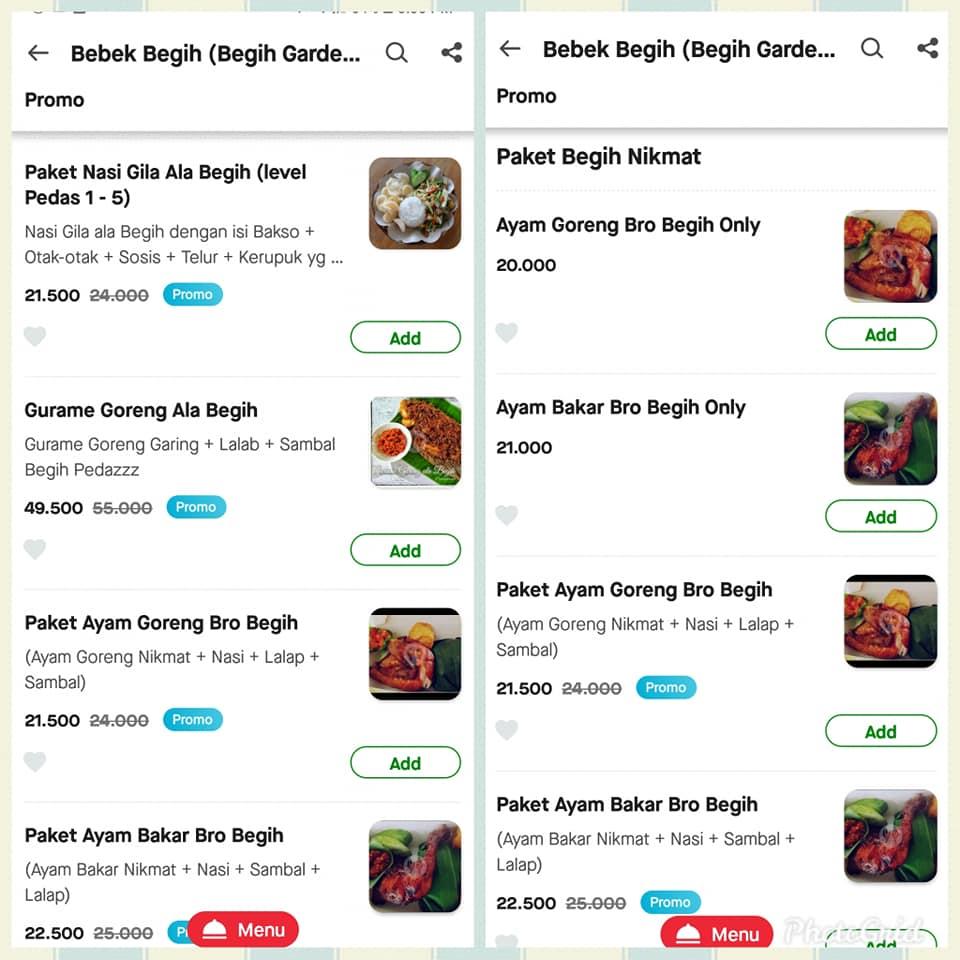 WIsata Kuliner di Bebek Begih Garden Resto Nurul Sufitri Travel Livestyle Blogger Review