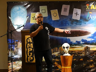 Arthur Ferreira palestrando – AMPUP