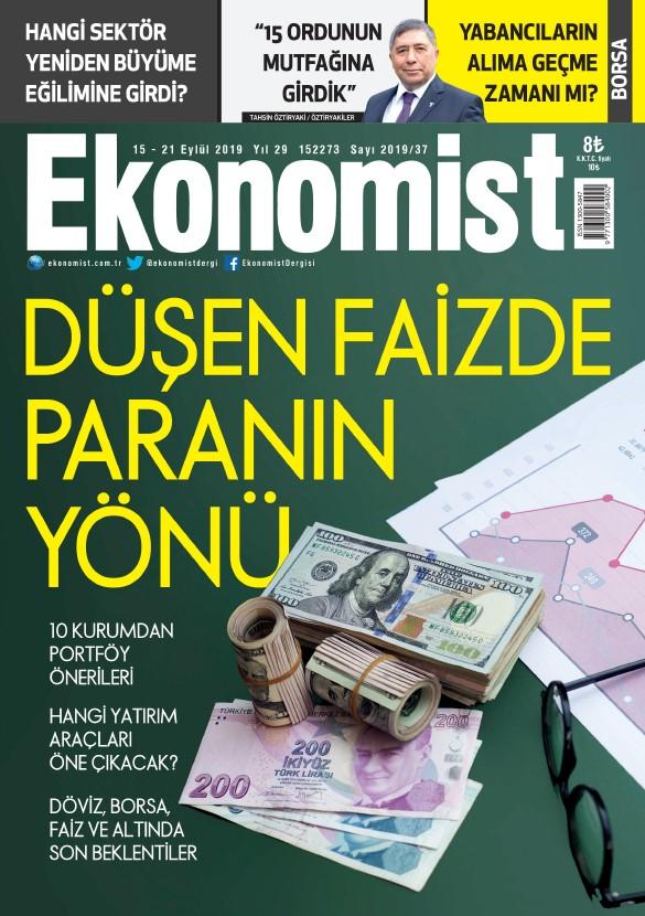 Ekonomist Eylül 2019 PDF indir