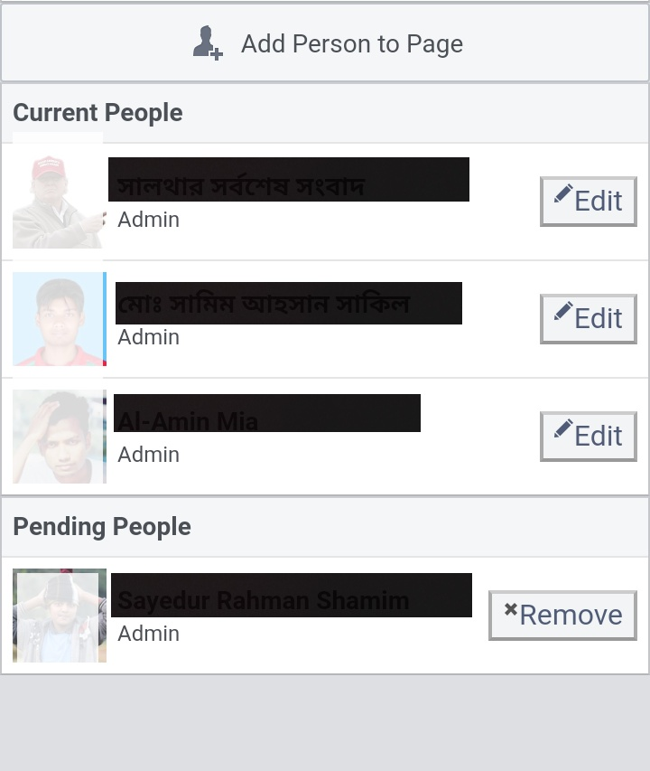 pending people