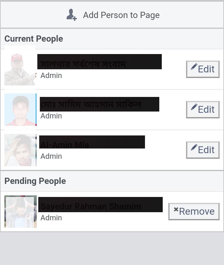 pending people