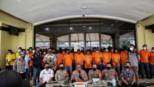 Jadi Atensi Jokowi, Polisi Telusuri 'Orang Dalam' di Balik Pungli di Tj Priok