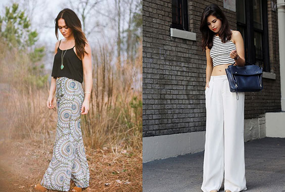 How To Style Palazzo Pants In 2021