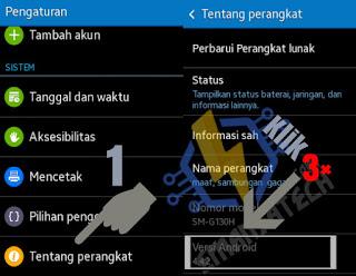 Cara 1 Cek Versi Android