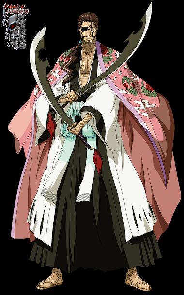 Syunsui Kyōraku - Bleach