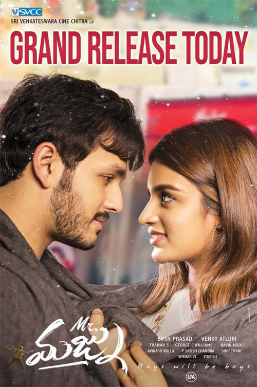 Mr. Majnu 2019 Dual Audio Hindi 450MB UNCUT HDRip 480p ESubs