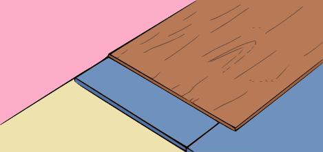 bloccare-tappeto-isolante-pavomento