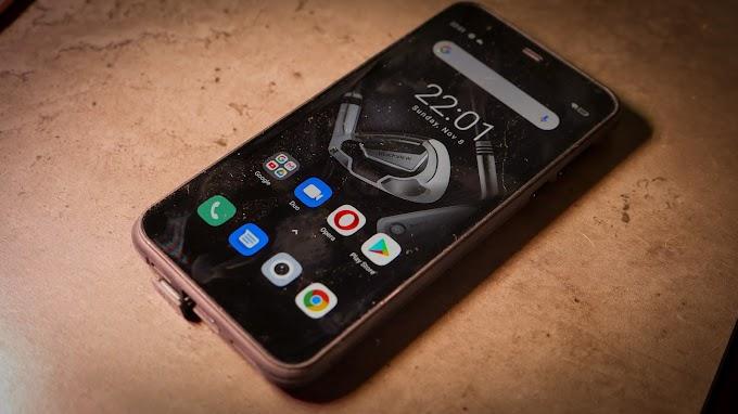 Entre no Sorteio do Smartphone Blackview BV6300