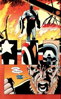 """Reseña de """"100% Marvel HC. Capitán América: Operación Renacimiento"""", de Mark Waid y Ron Garney - Panini Comics"""