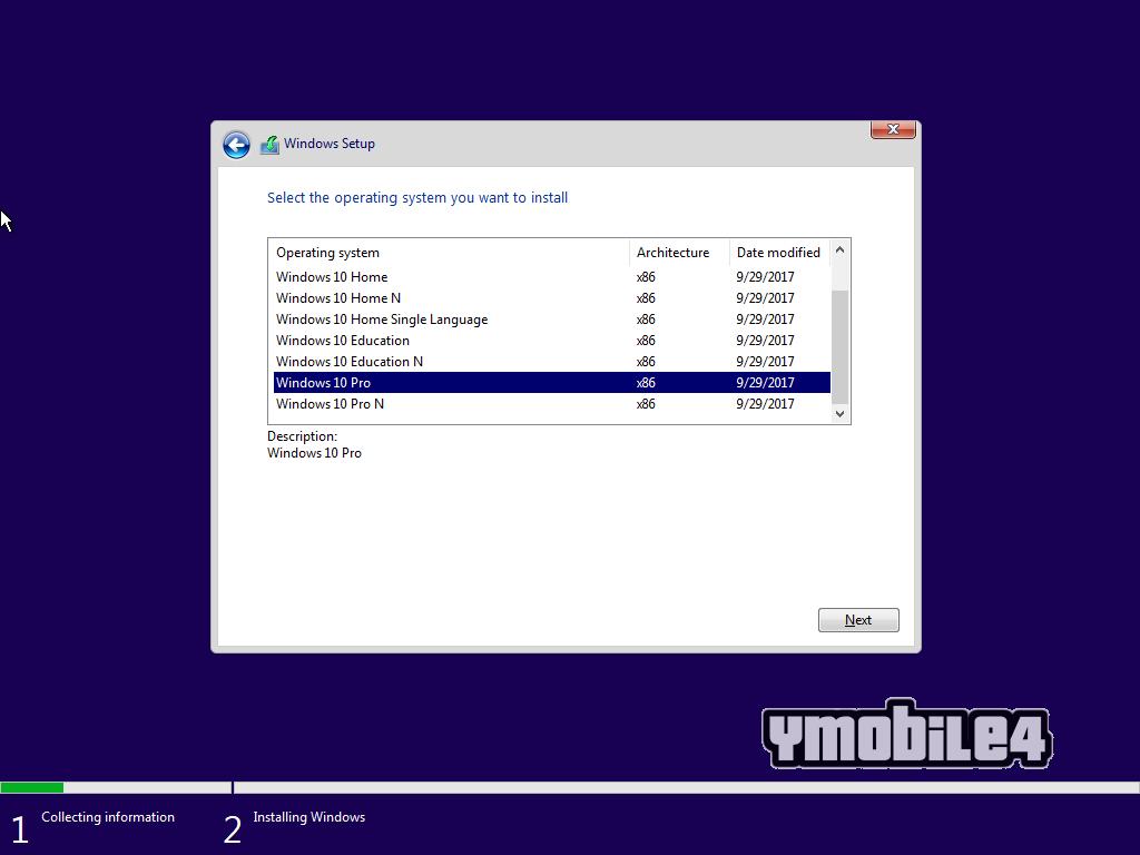 Tutorial Instal Windows 10 Step 7