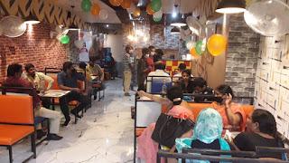 जौनपुर के बहुप्रतिक्षित रेस्टोरेंट 'पिज्जा पैराडाइस (Pizza Paradise)' का हुआ भव्य उद्घाटन | #NayaSaveraNetwork