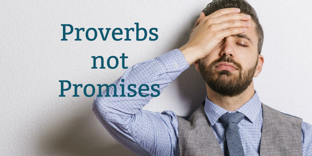 Proverbs are often misused, creating confusing and misleading beliefs. This 1-minute devotion clarifies the purpose of the Proverbs as an essential part of God's Word.