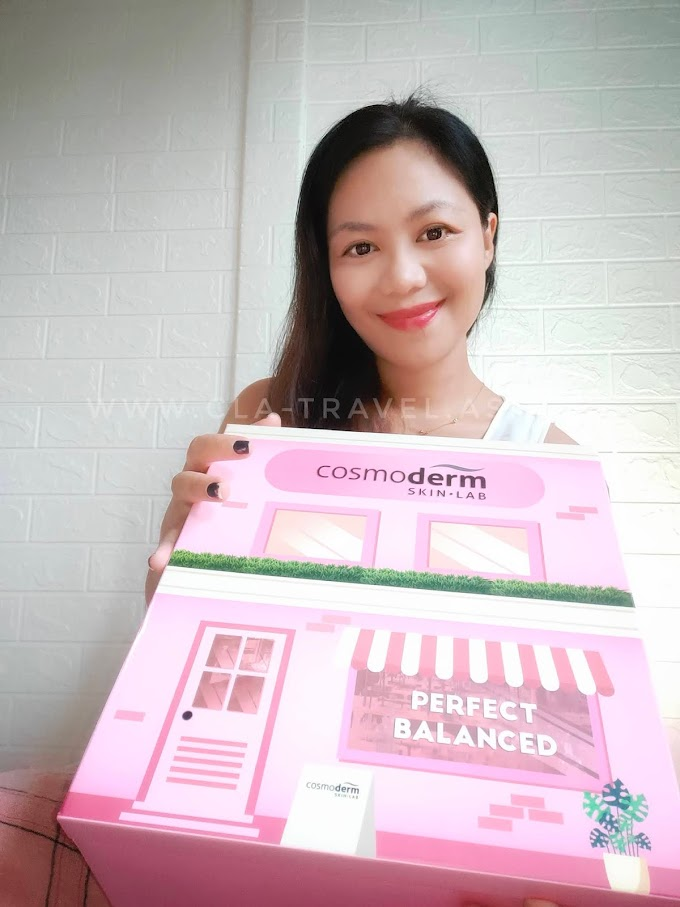 SKINCARE REVIEW || COSMODERM SKIN.LAB PERFECT BALANCED