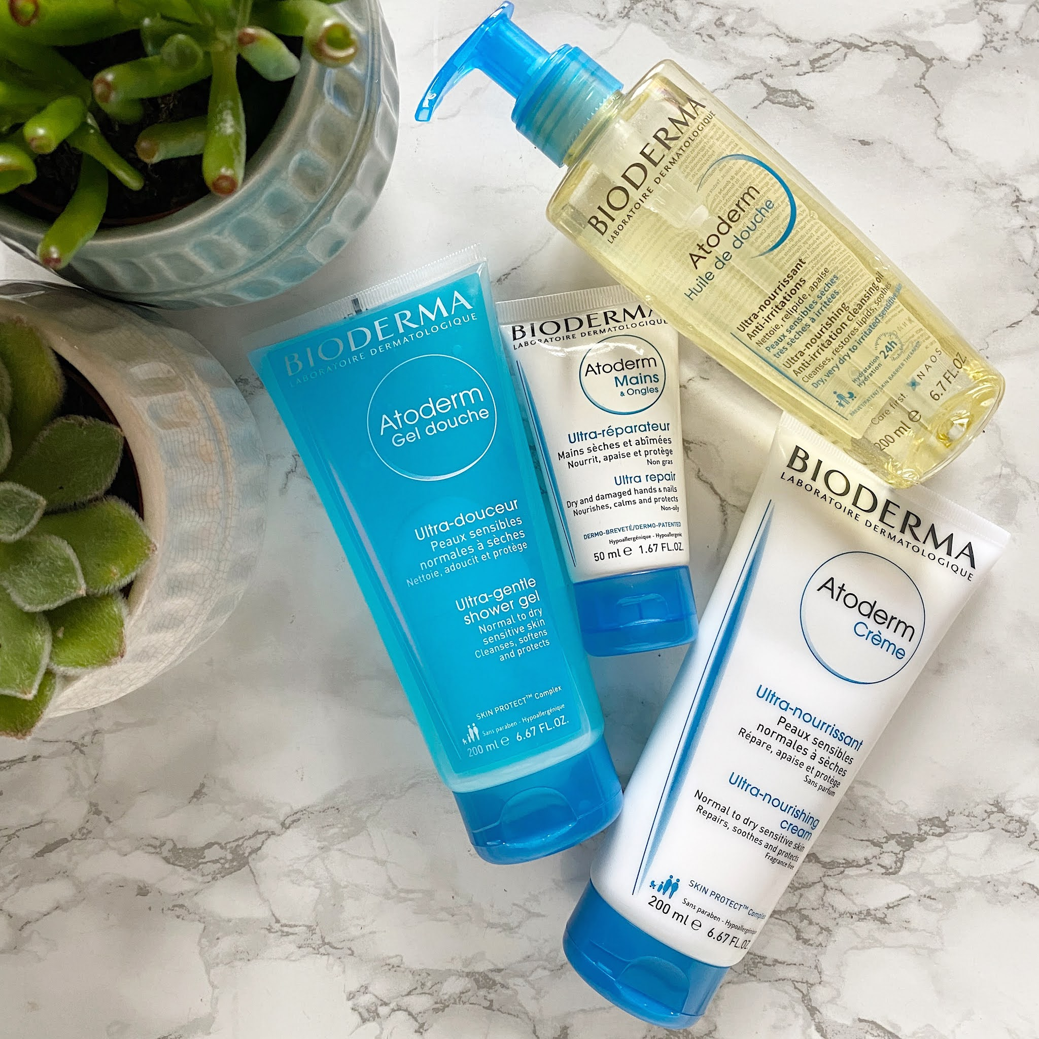 bioderma atoderm body care review