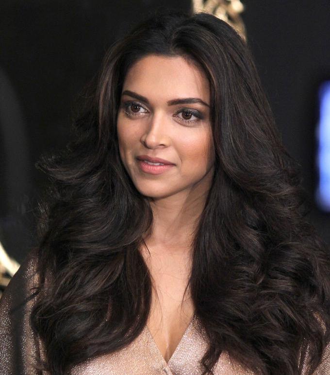 Beautiful Bangalore Girl Deepika Padukone Long Hair Smiling Face Close Up Stills