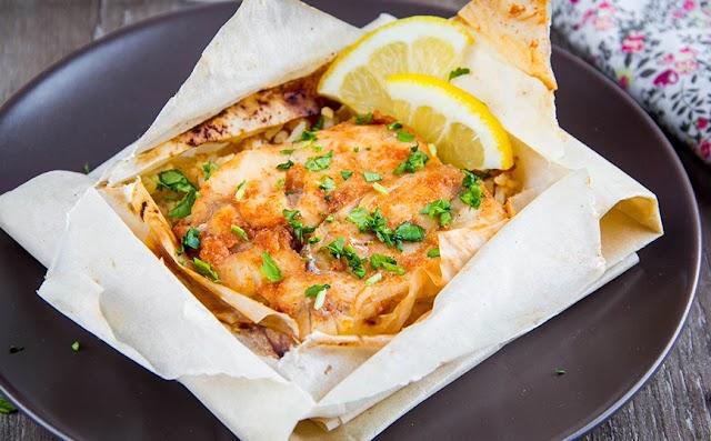 Ο καλύτερος τρόπος να μαγειρέψεις το ψάρι αν είσαι αρχάριος